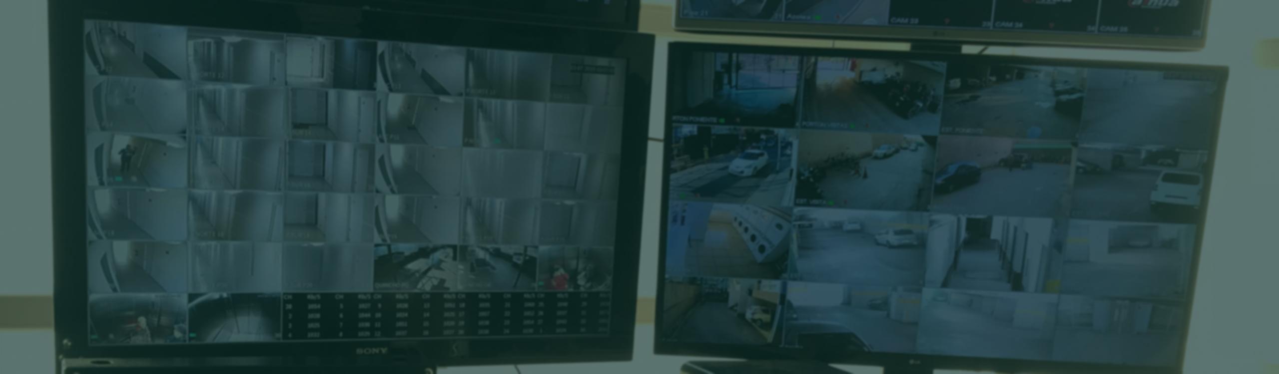 Implementación CCTV